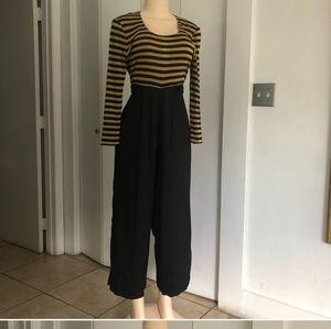 Vintage 1990s Jumpsuit by SL Petites sz 6